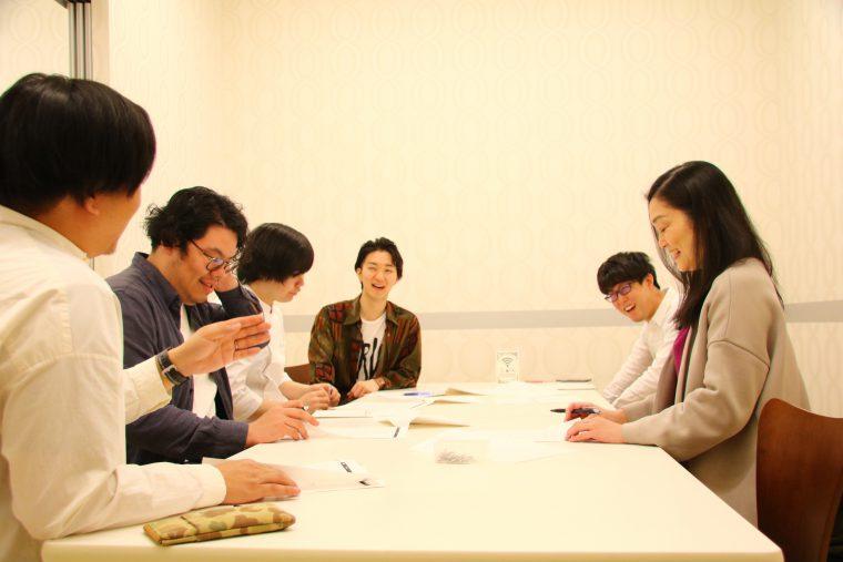 遠藤麻理さんとモーゲースタッフによる最終チェックが行われております。一体どんなイベントになるのでしょうか