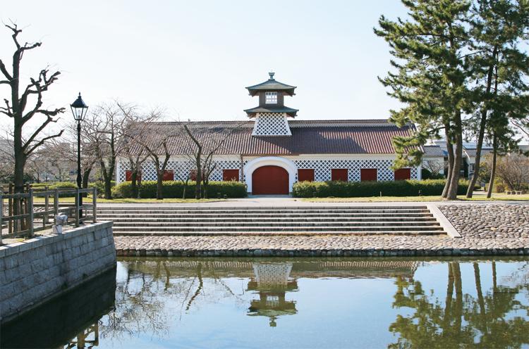 旧新潟税関庁舎