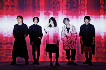新潟出身の5人組、a crowd of rebellion。ツアー初日は新潟!