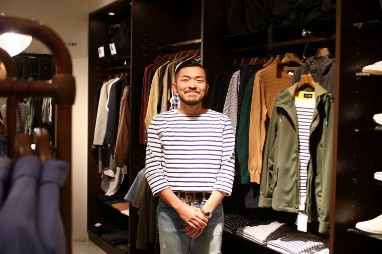styling:スタッフ山崎さん