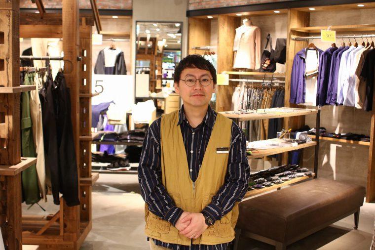 styling:スタッフ多田さん