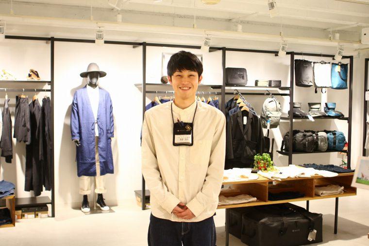 styling:スタッフ高野さん