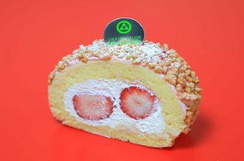 【梅月堂】はじめての映画館デートの甘酸っぱい思い出をイチゴとチーズ味のクリームで表現しました【ロールケーキパラダイス2019参加店】
