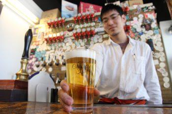 新潟駅直結! ふらっと気軽に一杯したくなる「新潟駅クラフトビール館」