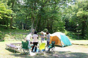 【関川村】アウトドアにおすすめ!鷹の巣キャンプ場オープンしました!