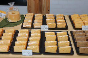 新津にかわいいシフォンケーキのお店ができました|新潟市秋葉区