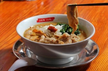 味噌、トンコツスープ、四川山椒が三位一体!|新潟市東区