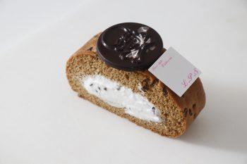【Free Style Patisserie L.P.S】ジャック・スパロウのような、勇ましくて、男らしいロールケーキ【ロールケーキパラダイス2019参加店】