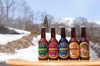 妙高山の天然水から生まれたビール