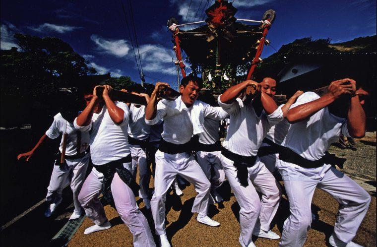 【出雲崎町】300年以上続くお祭り。露店もあるよ!