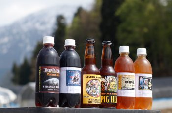 東京の名店のビールは南魚沼で造られています!