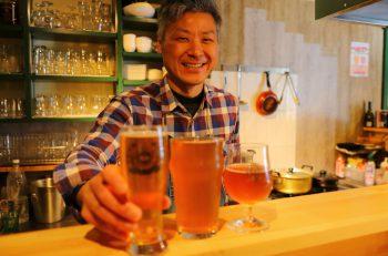 一期一会な一杯を楽しめる|新潟市中央区古町