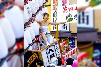 【新潟市】新潟市西蒲区に、伝統文化の紹介とともにディズニーリゾートのパレードが登場!