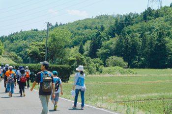 【刈羽村】村の歴史に触れつつ、名所や旧跡をゆっくりと巡る。楽しいウオーキングイベント