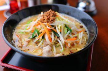 野菜の甘味と味噌がマッチ。路地裏の名店|新潟市中央区上大川前通