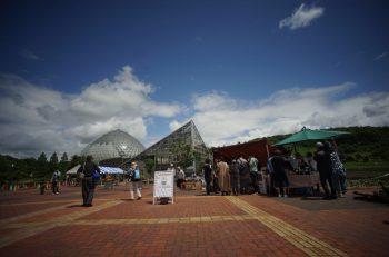 秋葉区でコーヒーイベント開催。アイスコーヒーの飲み比べができる|新潟県立植物園