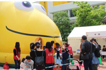 親子で楽しんで学べる体験型イベントを万代シテイで開催!