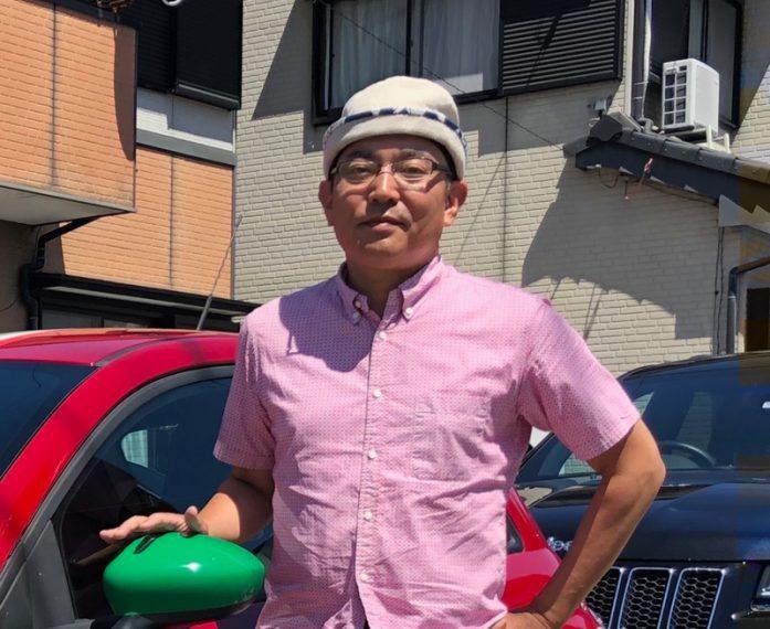 「支えびと」のひとり、にいがたロケネットの副会長で、新潟県FC協議会会長の星さん。県内のフィルムコミッション活動の大切さを熱く伝え続けています
