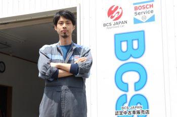 【新潟のスペシャリスト2019】高橋 守さん(ボッシュテクニシャン資格所有者・BRISTOL)