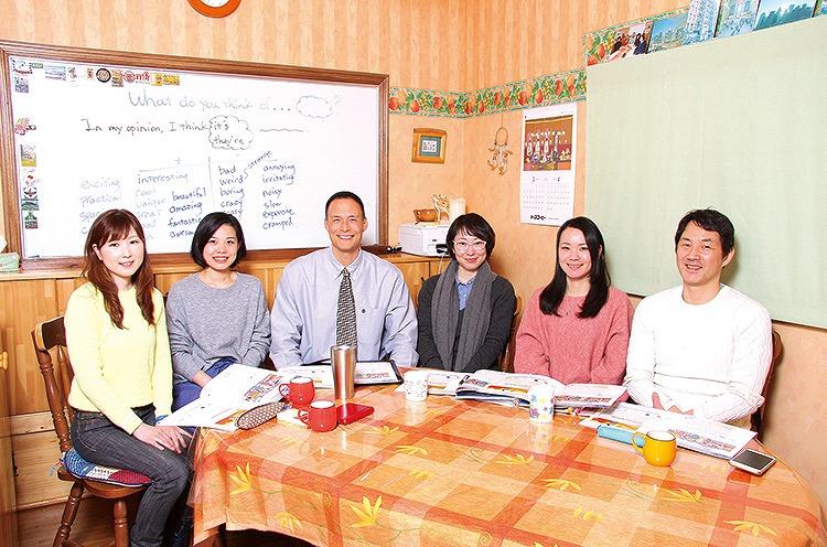 生徒の満足度大! 楽しく英会話を学ぶなら 「BRIDGE English School」にキマリ!