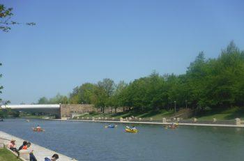 新潟県スポーツ公園でカヌーの楽しさを体感しよう。初心者大歓迎!