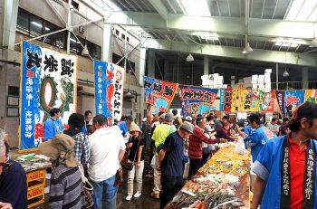 【糸魚川市】網焼きコーナーや、素人セリ市が大人気のイベント