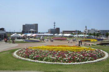 長岡市民防災公園で花と緑を楽しもう。花に関するイベントが満載!