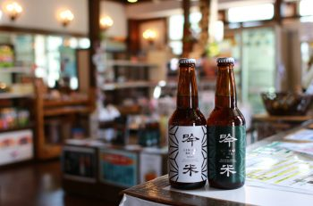 飲みやすさを追求。胎内の自然が育むビール|胎内市