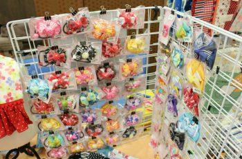 新潟市西蒲区のいわむろやで親子向けマーケットを開催