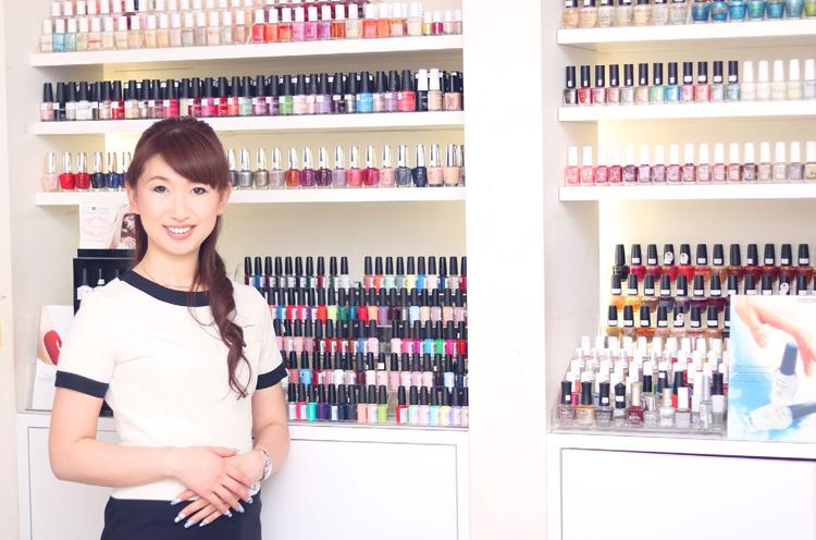 【ネイリスト】Kun Style nail room/竹田久美子さん