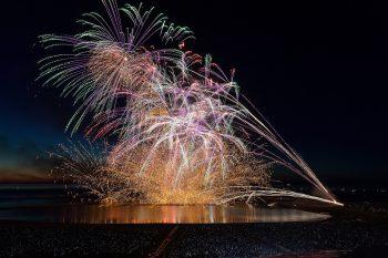 【柏崎市】夏本番を告げる、海の一大イベント!