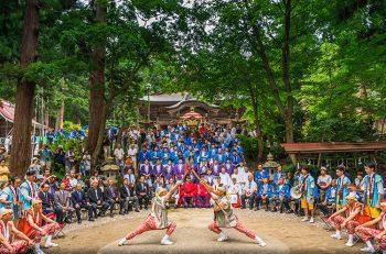 【妙高市】千三百余年の伝統を今に伝えるお祭り
