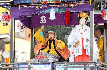 【小千谷市】市民に親しまれている二荒神社の祭礼行事