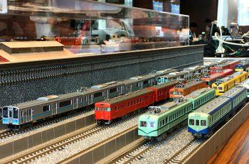 【糸魚川市】糸魚川駅にあるジオステーション『ジオパル』に、 ジオラマ鉄道模型が大集合