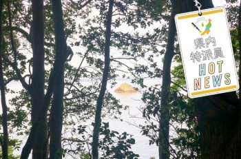 佐渡のパワースポット、八台龍王神社【県内特派員HOT NEWS・佐渡特派員/笠井直樹さん】