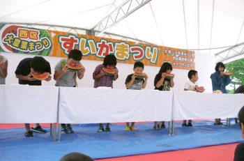 【新潟市】西区大農業まつり「すいかまつり」を7月6日(土)に開催|新潟ふるさと村