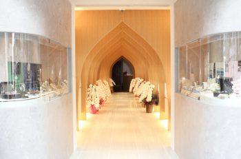 大正11年創業の時計宝飾店がリニューアル