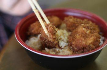 あの名物カツ丼をお弁当で|新潟市中央区横七番町通