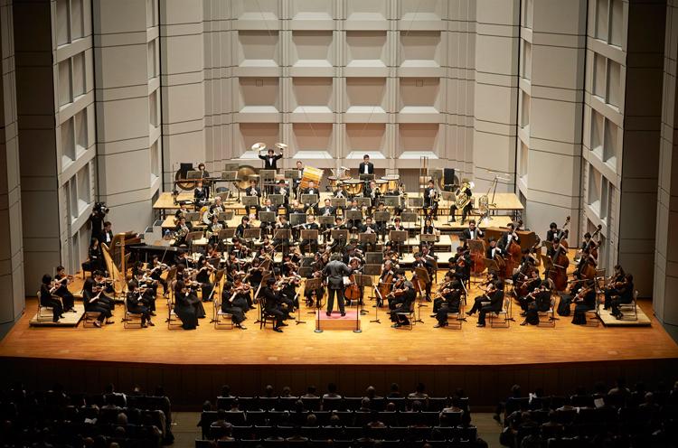 東京フィルハーモニー交響楽団 Ⓒ上野隆文