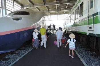 鉄道に関するイベント満載! 鉄道のことがもっと好きになるよ|新潟市秋葉区