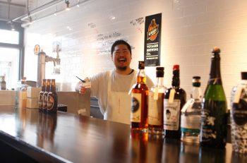 ビールが飲めるアイス屋さん|加茂市