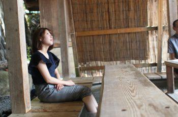 万病に効くと言われる村杉温泉の足湯|阿賀野市笹神