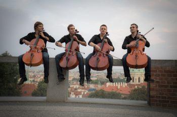 音楽の都・プラハで学んだ4人の凄腕たちによる演奏会