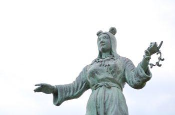 【パワースポット糸魚川】3つめぐると良縁に恵まれる⁉︎ 奴奈川姫を祀る神社