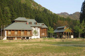 【五泉市】夏休みの野外活動にぴったりの施設