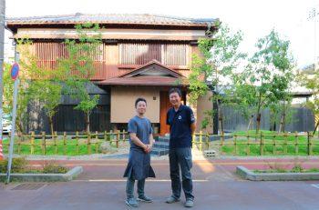 古民家を改装した和の空間に建築会社と焼菓子店が共存した「八帖二間」|新潟市秋葉区