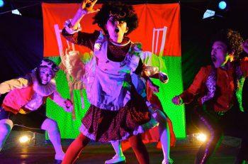 「旅するテント劇団」、今年は新潟市北区にやってくる!