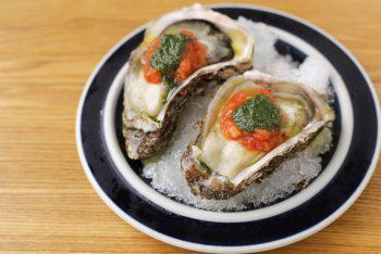 市内10店舗が参加。旬の岩ガキをさまざまな料理で楽しもう|新発田市