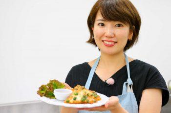 枝豆が香り立つサクサク料理に変身! 料理家・村山瑛子がつくる、お酒やごはん、おやつにピッタリな一品