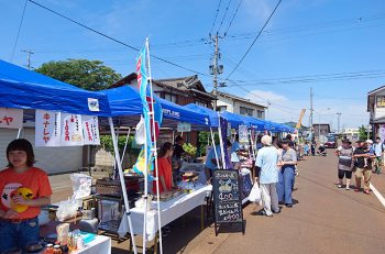 人気イベント「ツバメルシェ」! 8月は2回開催!!